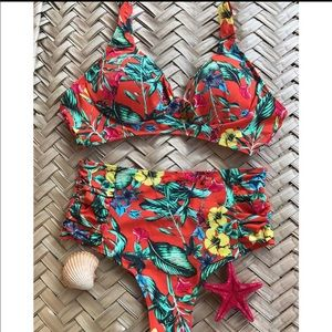 Other - High waist bikini, swimwear, bathing suit